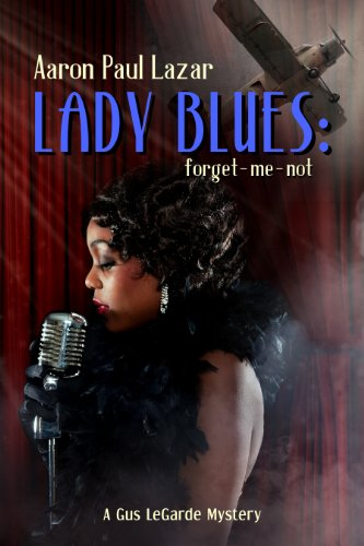 Lady Blues forget me not LeGarde Mysteries ebook product image