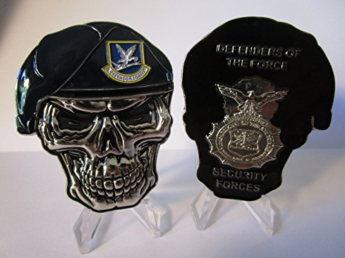 - United States Air Force Security Forces Defenders of The Force Challenge Coin