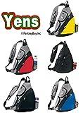 Yens® Fantasybag Urban sport sling pack-Black,SB-6826
