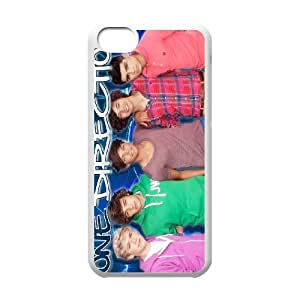 [QiongMai Phone Case] For Iphone 5c -Famous One Direction Music Band-Case 10