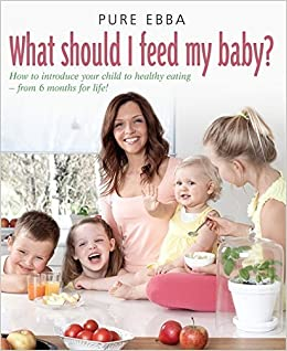 What Should I Feed My Baby?: How to Introduce Your Child to Healthy Eating - from 6 Months for Life! by Gudny, Ebba (December 30, 2012)