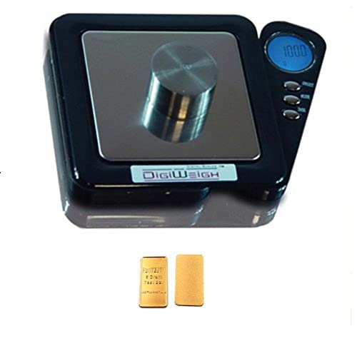 Báscula de tabaco Digital 600 X 0,1 g Peso de Gramos, Onzas Buds Hierbas Plantas polvo, lámpara de araña, color dorado collar: Amazon.es: Joyería