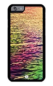 iZERCASE iPhone 6 PLUS Case Colorful Reflection on Water RUBBER CASE - Fits iPhone 6 PLUS T-Mobile, Verizon, AT&T, Sprint and International