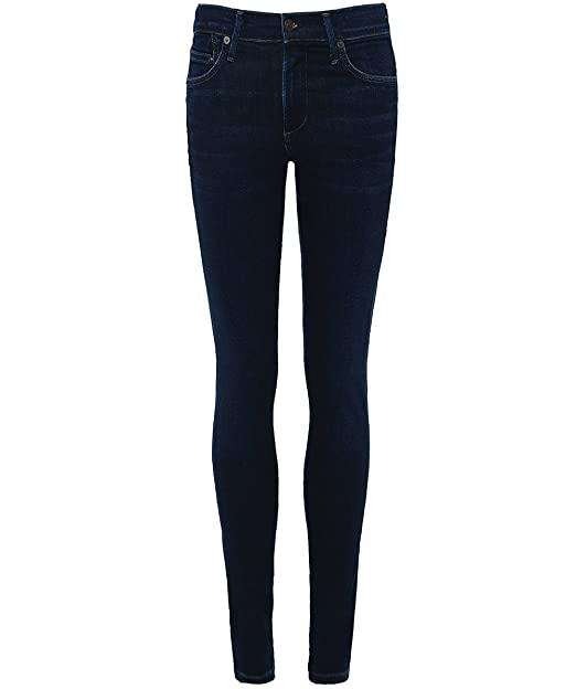 6c065ce89a6 Citizens of Humanity Women's Rocket High Rise Skinny Jeans Galaxy:  Amazon.co.uk: Clothing