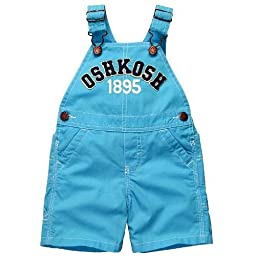Oshkosh B\'gosh Boys Blue Overalls (6 months)