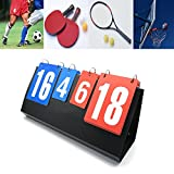 Omonic Scoreboard Portable Multi Sports Volleyball Badminton Table Tennis Set Score