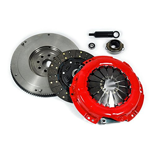 Oe Flywheel - EFT STAGE 2 CLUTCH KIT and OE FLYWHEEL for 1988-1995 4RUNNER PICKUP T100 3.0L V6