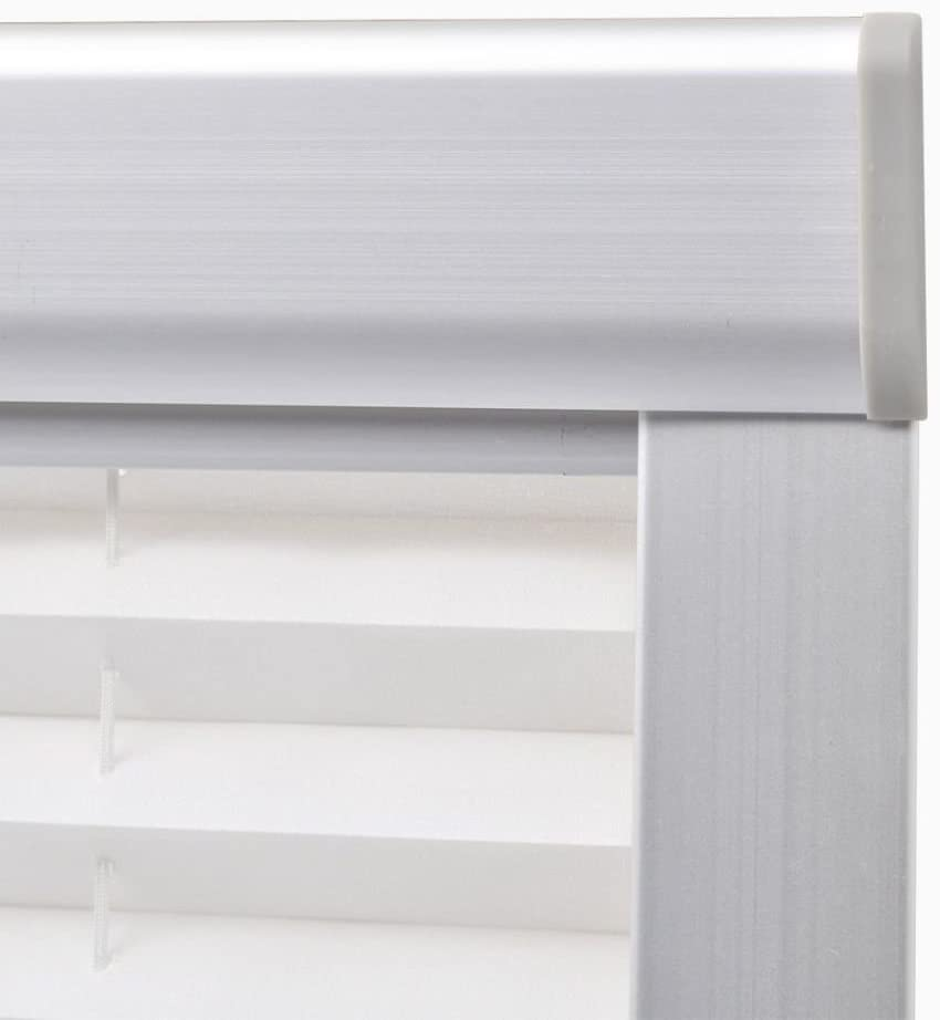 vidaXL Store pliss/é Velux Cr/ème 104 Store Pliant pour fen/être Protection Solaire