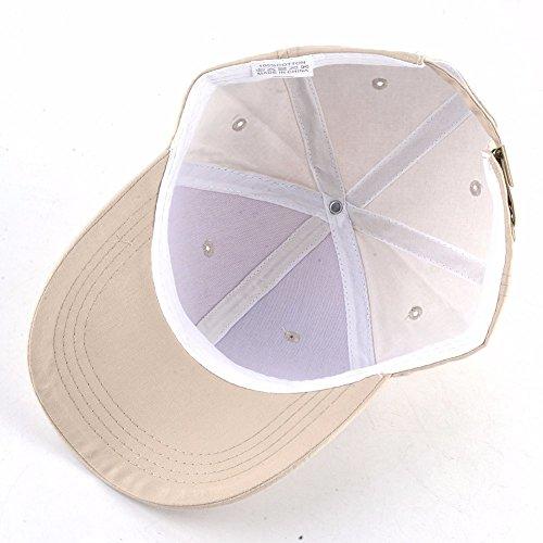 Tapa Sombrero Para Hueso Sombreros De Resorte Del Cap Mujeres De Béisbol mznwpm Visera Gorras Gorras Hip Algodón Sólido Snapback De Mujer Hombre Color Hop 4qERCP