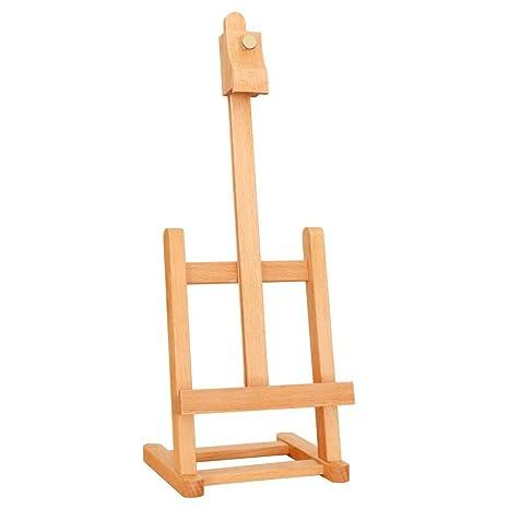 shecai artistas madera de haya Mini escritorio caballete. 16 inch ...