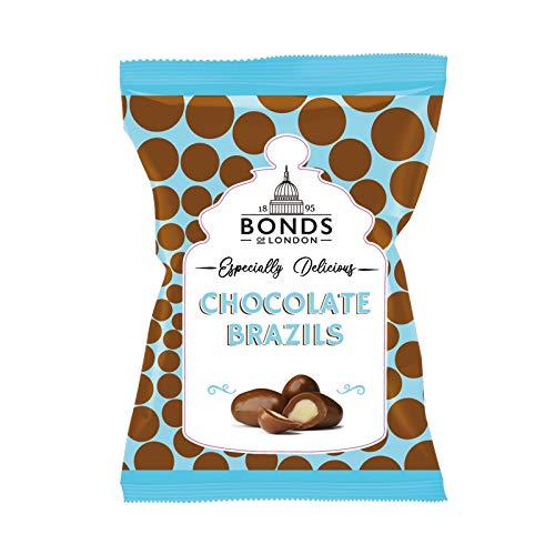 Original English Bonds Especially Delicious Milk Chocolate Brazils
