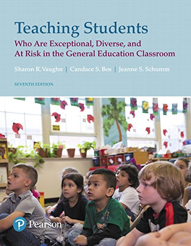 Teaching Students Who are Exceptional, Diverse, and At Risk in the General Education Classroom, plus MyLab Education with Enhanced Pearson eText, ... Edition) (What's New in Special Education)