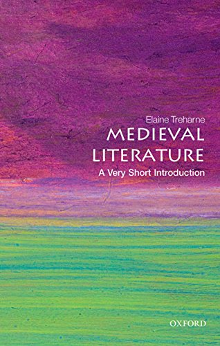 Medieval Literature: A Very Short Introduction (Very Short Introductions)