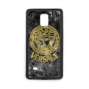 Samsung Galaxy Note 4 VERSACE LOGO pattern design Phone Case HVL1173579