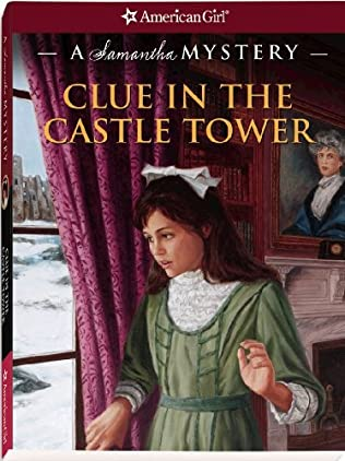 book cover of Clue in the Castle Tower