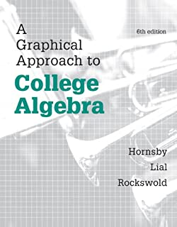 Graphical approach to college algebra a 4th edition john hornsby a graphical approach to college algebra 6th edition fandeluxe Image collections