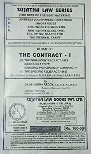 Amazon in: Buy Sujatha Law series - LLB 3YDC - First Year, First