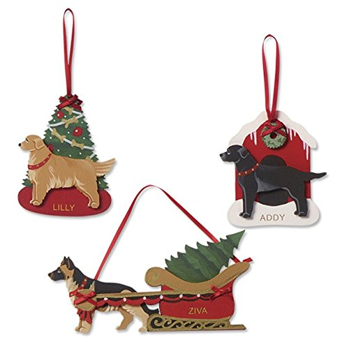 Amazon.com: Orvis Dog Breed Christmas Ornaments/Only Dog Breed Christmas  Ornaments, Each, Type: Sleigh: Home & Kitchen - Amazon.com: Orvis Dog Breed Christmas Ornaments/Only Dog Breed