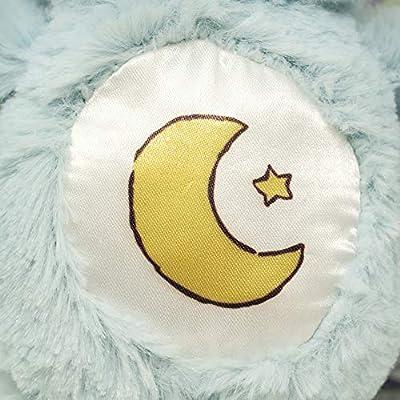 Care Bears Bedtime Bear Bean Bag Rattle - Stuffed Animal Plush Toy : Baby