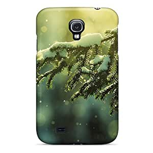 Galaxy S4 Case Cover Skin : Premium High Quality Christmas Tree Case