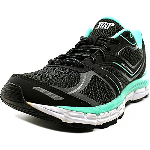 361 NEW Womens Volitation Running Shoes Black/Castlerock Size 10 M