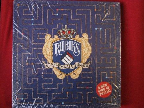 "Springbok ""Rubik's Royal Brain Teaser"" Jigsaw Puzzle 440 Pc"