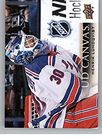 reputable site be297 61931 Amazon.com: 2018-19 Upper Deck Canvas Hockey Series Two ...