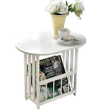 Lw coffee table Mesita pequeña Mesa Plegable Pequeña Mesa de ...