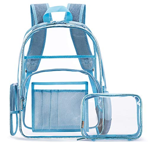 Jual Niceebag Clear Backpack For Women Fit 15 6 Inch Laptop College