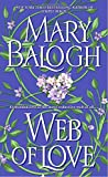 Web of Love (The Web Trilogy) by  Mary Balogh in stock, buy online here