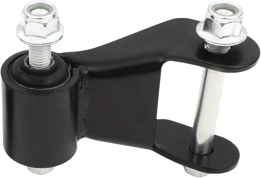 ANPART Leaf Spring Shackle Kit 722-029 Rear Pack of 6 for 2002-2006 for Ch-evrolet Avalanche 2500 8.1L