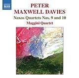 : Naxos Quartets Nos. 9 & 10