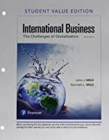 International Business: The Challenges of Globalization, Student Value Edition (9th Edition)
