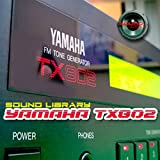 YAMAHA TX802 Huge Sound Library & Editors on CD