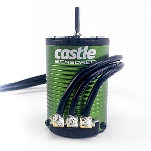 (Castle Creations Motor,  4-Pole SENSORED BRUSHLESS, 1410-3800KV)