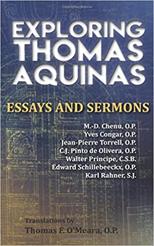 Examples Of Essay Papers Exploring Thomas Aquinas Essays And Sermons Thomas F Omeara Op  Mariedominique Chenu Op Yves Congar Op Jeanpierre Torrell Op  Walter Principe  Top English Essays also English Essay My Best Friend Exploring Thomas Aquinas Essays And Sermons Thomas F Omeara Op  Thesis Statement For Process Essay