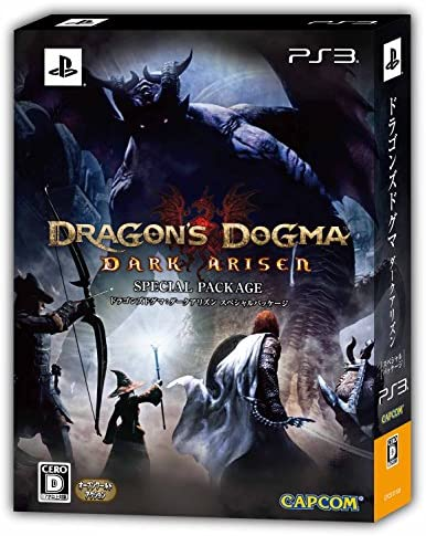 Dragons Dogma: Dark Arisen - Special Package [PS3][Importación Japonesa]: Amazon.es: Videojuegos