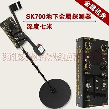 SK700 detector de metales subterráneo (SK700 7 metros): Amazon.es: Jardín