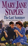 The Last Summer, Mary Jane Staples, 0552145130