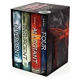 Divergent / Insurgent / Allegiant / Four (4 Volumes