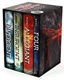 Image of Divergent Series Ultimate Four-Book Box Set: Divergent, Insurgent, Allegiant, Four