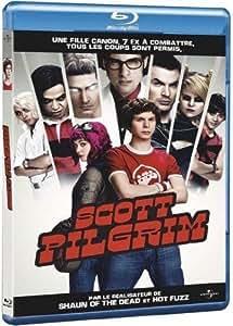 Scott Pilgrim [Francia] [Blu-ray]
