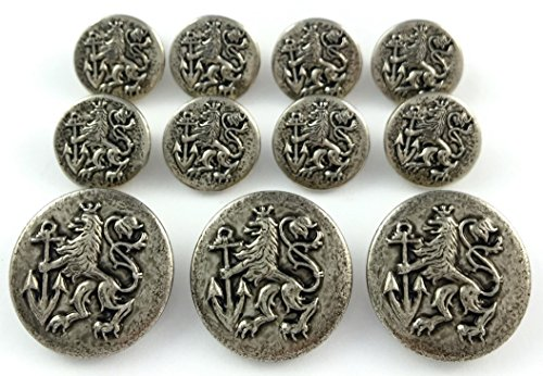 metalblazerbuttonscom-brand-antique-silver-finished-lion-anchor-crest-metal-blazer-button-set-11-pie