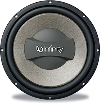 infinity 10 inch subwoofer. infinity 1047w kappa 10-inch 2 or 8 ohm subwoofer 10 inch k