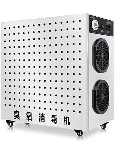 JUN GUANG Taller de desinfección de ozono máquina de desinfección de Espacio Industrial generador de ozono purificador de Aire: Amazon.es: Hogar