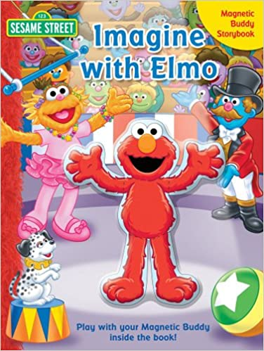 Sesame Street Imagine with Elmo: Sesame Street, Gina Gold
