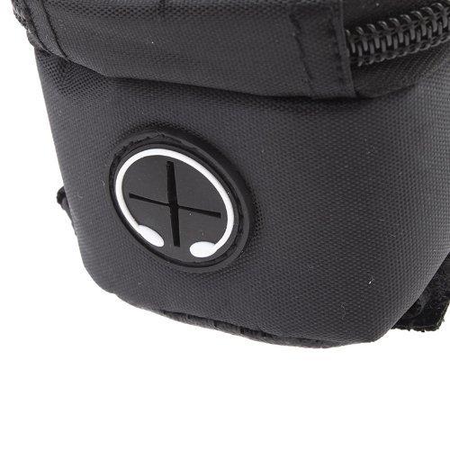 """ROSWHEEL Alforja Mobile Case Tasche Fahrrad Tasche Frontrahmen Rohr auf 5,5"""" + Audio Verlaengerungstelefonanschluesse"""