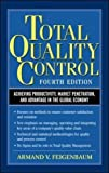 img - for Total Quality Control 4th edition book / textbook / text book