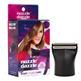 The Be in Beauty Nozzle Dazzle is a revolutionary hair styling device that will change the way you blow dry your hair forever! Its 360 degree metal rollers heat up fast with help from your blow dryer and glides evenly and effortlessly over the hair c...