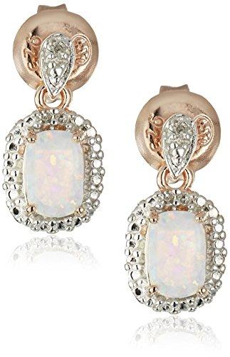 18K Rose Gold Alloy Hollow Locket Necklaces Pendants